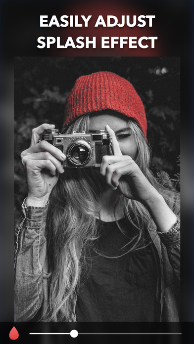 Depello - color splash your photos Screenshot