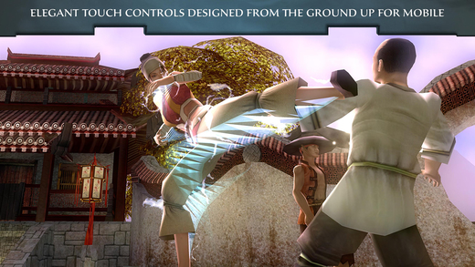 Jade Empire™: Special Edition Screenshots