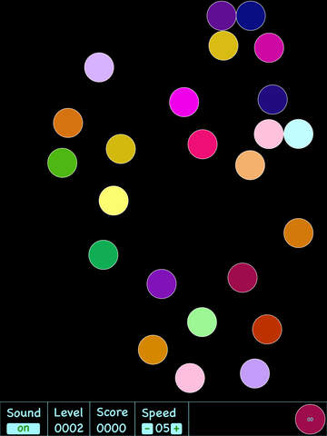 Colors + Shapes 1.0 released for iOS and Android - Fun Matching Game Image