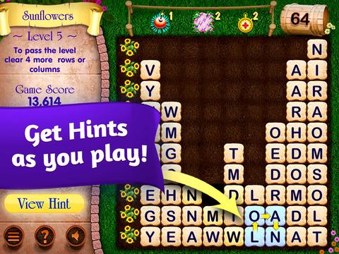 letter garden - Letter Garden Game