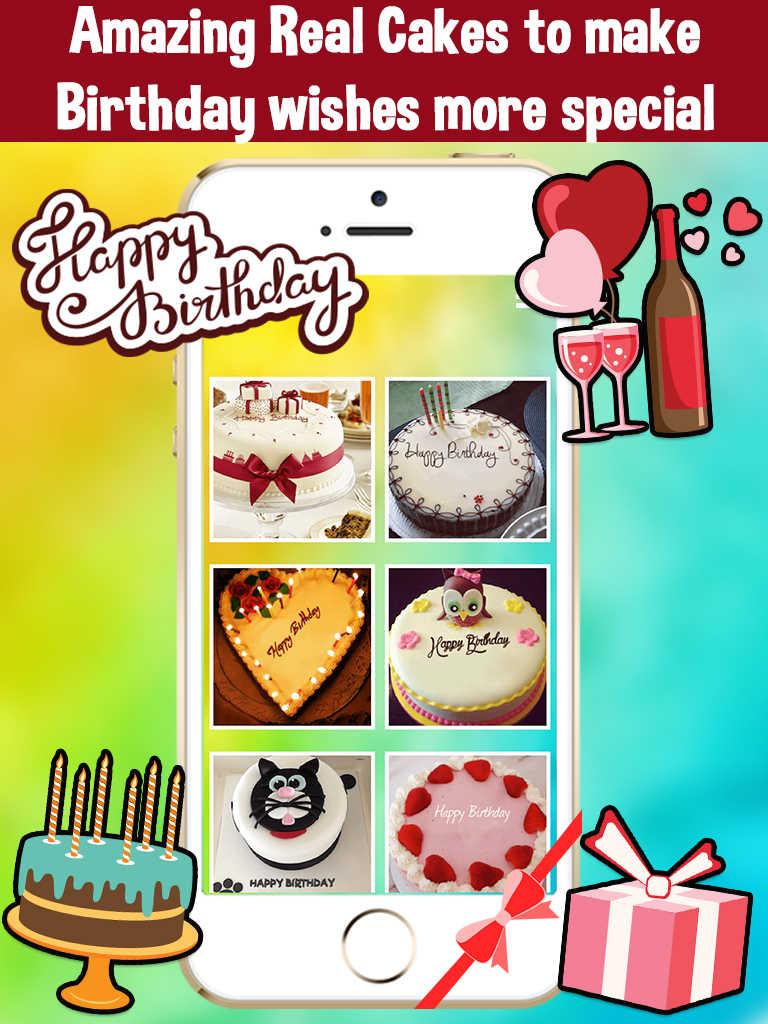 App Shopper Name On Cake Happy Birthday Cakes With Editor Lifestyle