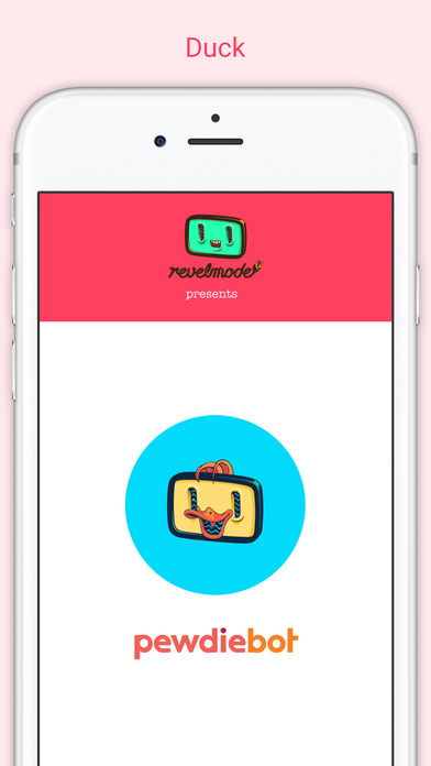 Pewdiebot Games for iPhone/iPad screenshot