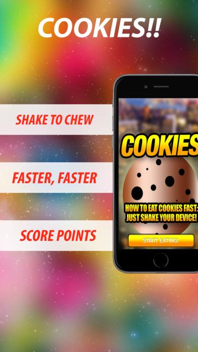 Cookie Challenge iPhone Screenshot 1