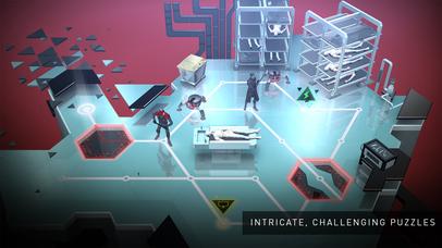 Deus Ex GO. Скрин 4