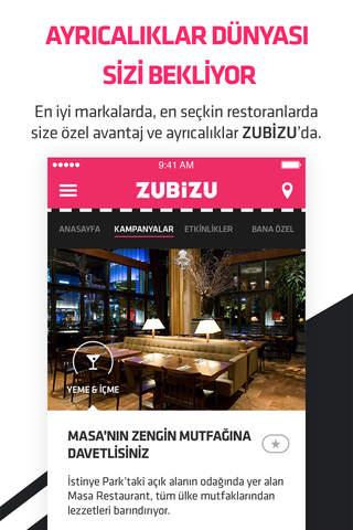 ZUBİZU – Markalarda Avantajlar screenshot 1