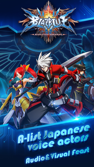 BlazBlue RR - the Real Action Game Screenshots