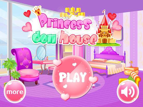 App shopper princess doll house room decor design games for Room design game app