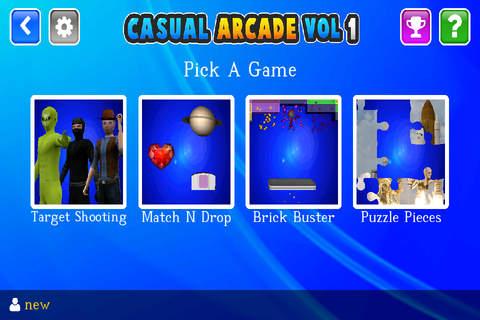 Casual Arcade Vol. 1 screenshot 2