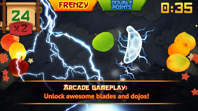 Fruit Ninja Screenshots