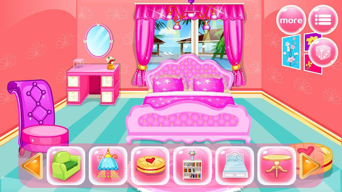 App Shopper Dream Princess Room House Design Decoration Game For Girls And Kids Games