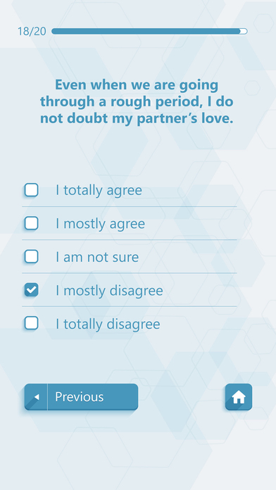 relationship and compatibility testing