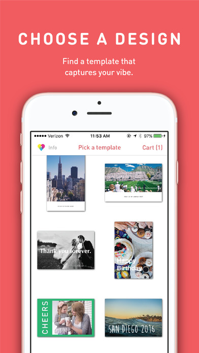 Post - Mail a Photo, Instantly! screenshot