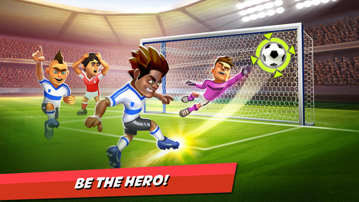 Boom Boom Soccer Screenshot