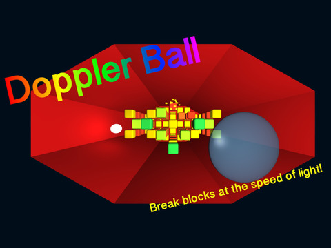 Pterosaur Design Launches Doppler Ball: A New Action Arcade Game for iOS Image