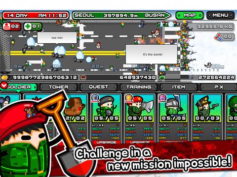 Shovel commandos 2 clicker Screenshots