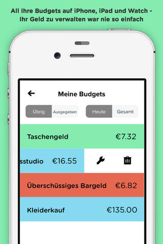 Pennies – Budget and Expenses screenshot 2