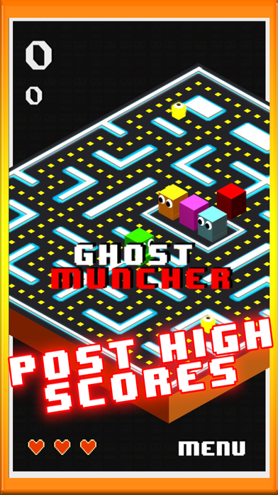 Ghost Muncher Screenshot