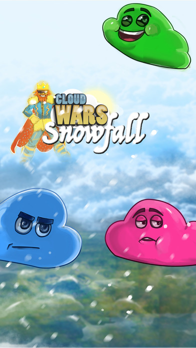 Cloud Wars SnowFall Screenshots