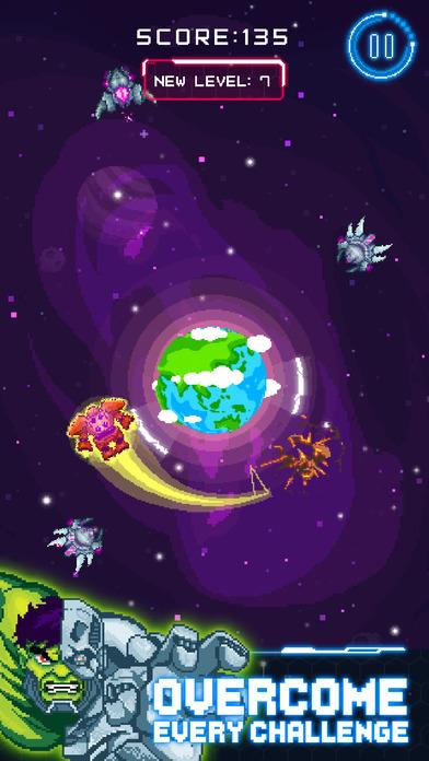 The Earth Has Fallen Screenshot