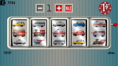 Screenshot 4 эмодзи игровой автомат