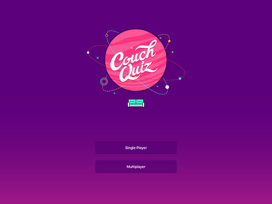 CouchQuiz Screenshots