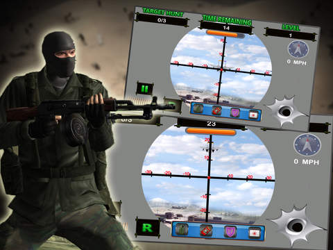 A Modern Dog Fight Combat Jet Shooters Warhead Pro -  Action Pack Fighter Aeroplane Simulator And Flight Combat Game Screenshots