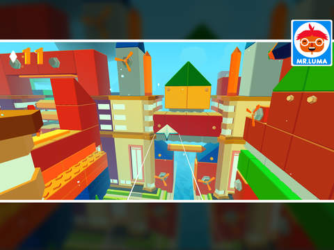 Mr.Luma's Super Flight Screenshots