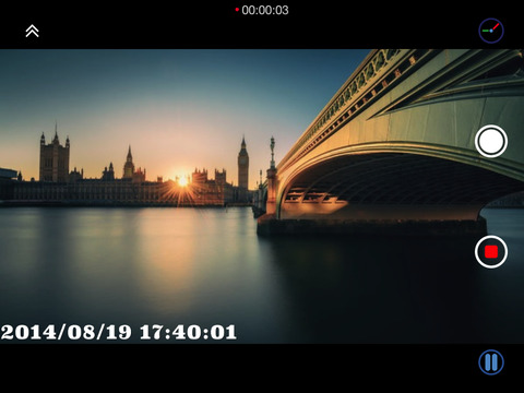Timestamp Camera Pro - Best app to add timestamps to new videos Screenshots