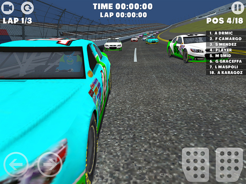American Racing Screenshots