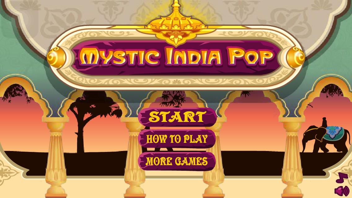 mystic indian pop