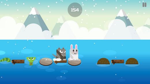 Кролик прыжки Родео Stampede Screenshot