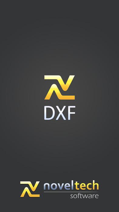 nvDXF iPhone Screenshot 1