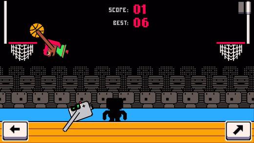 Dunkers Screenshot
