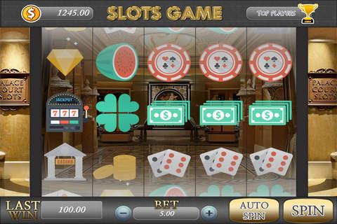 Lucky Slots Golden Paradise - Free Progressive Pokies screenshot 1