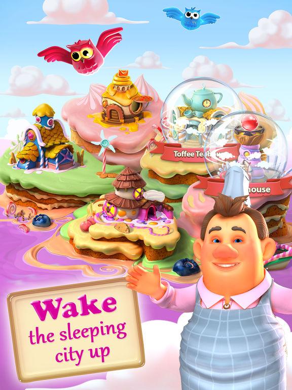 Sweet Dreams - Amazing Match3 Puzzlescreeshot 2