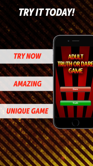 Adult Truth or Dare? Dirty Game iPhone Screenshot 1