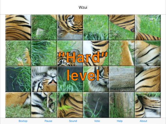 ZipPuzzle HD free iPad Screenshot 1