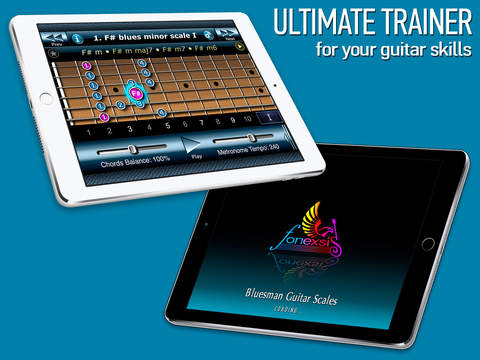 Bluesman Guitar Scales iPad Screenshot 5