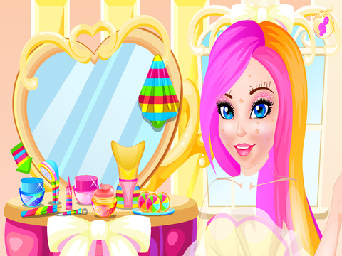 Pretty Princess Barbie-ipad-1