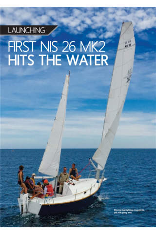 Australian Amateur Boat Builder Magazine screen