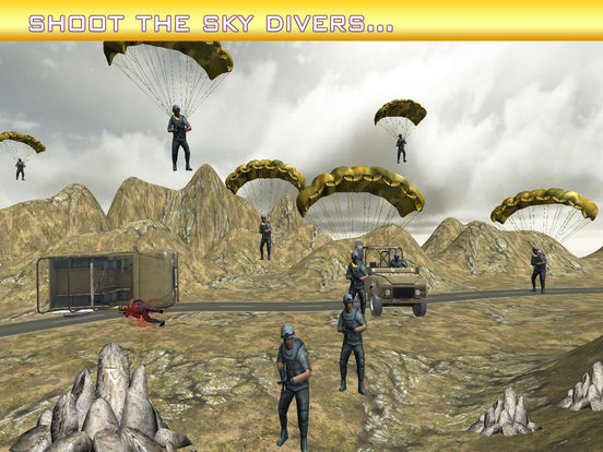 Sniper Swat Assassin Killer Pro Screenshots