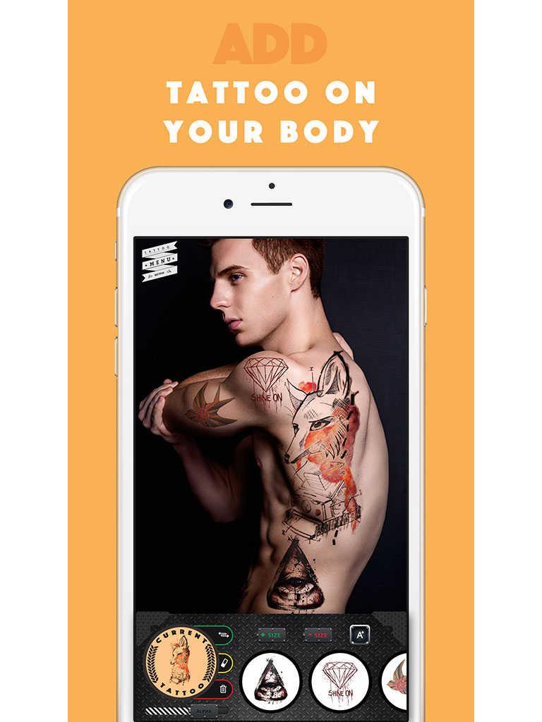 App shopper tat tattoo booth tattoo style tattoo camera for App for tattoos