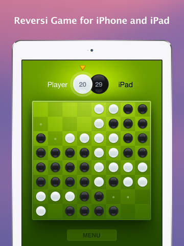 Fresh Reversi – Othello Like Strategy and Logic Board Game Screenshots