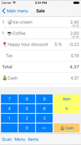 SellWell - Small Shop POS Screenshots