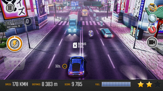 Road Racing: Extreme Traffic Driving Screenshot