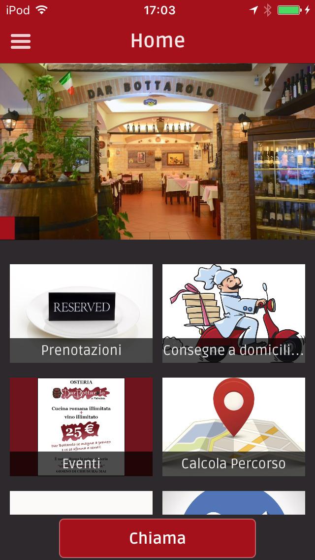 App shopper dar bottarolo food drink for Albanesi arredamenti