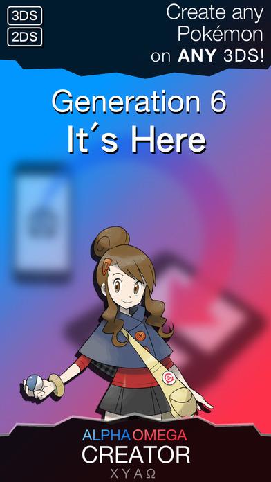 AO Creator - Creator for Pokémon Screenshots