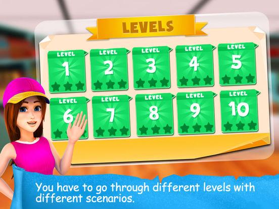 Supermarket Cash Register - Kids Fun Shopping Game для iPad