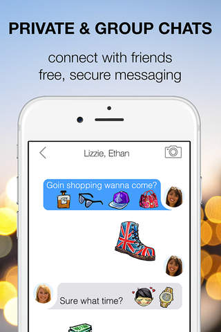 Thumbkandi Icon Messenger screenshot 3