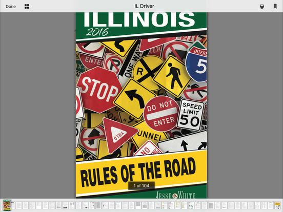 DMV Test Prep - Illinois iPad Screenshot 5